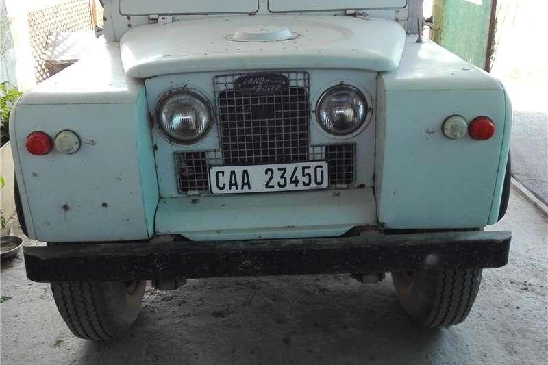 Land Rover Defender 110 1969