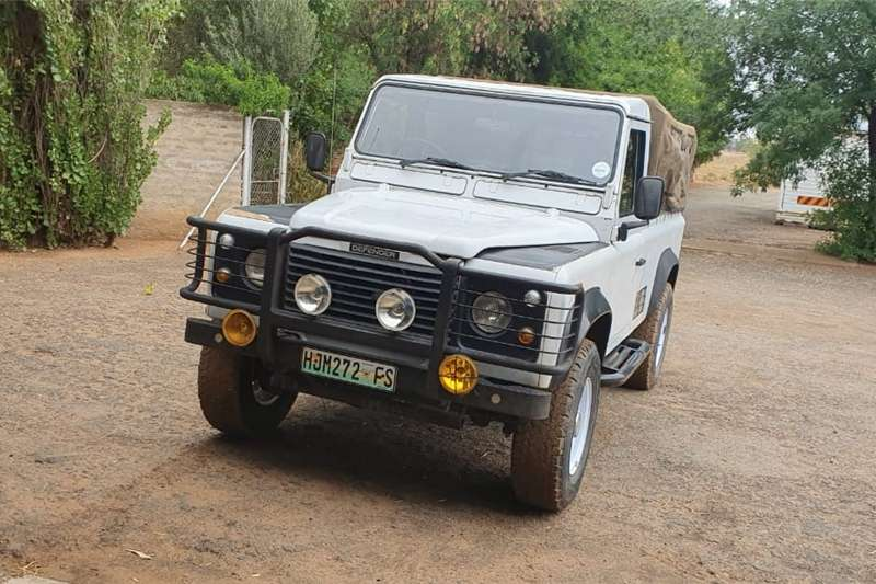 Land Rover Defender 110 1996