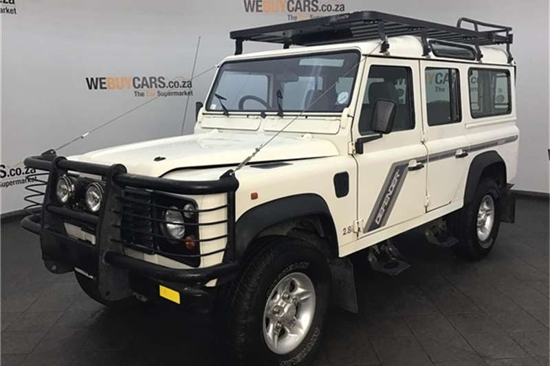 Land Rover Defender 110 1999