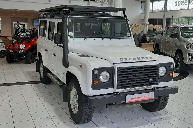 Land Rover Defender 110 2.2D S/W 2015
