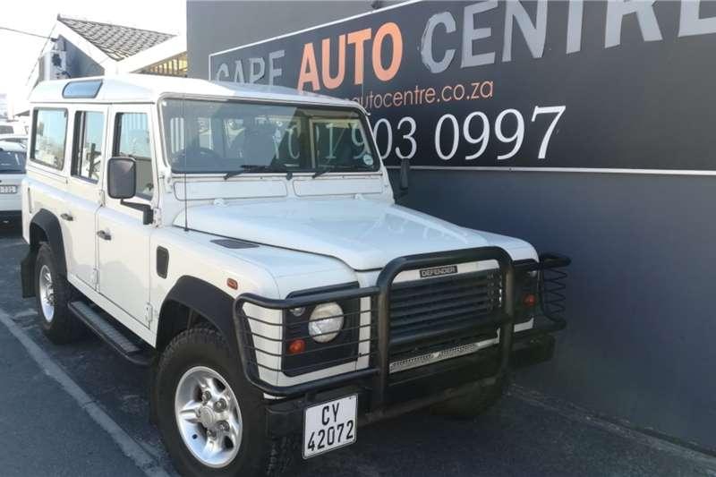 Land Rover Defender 110 2.5 Td5 County 2000