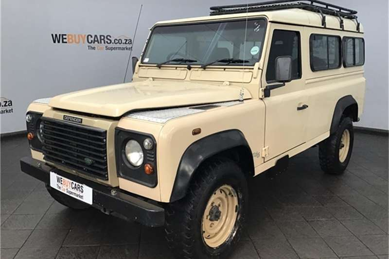 Land Rover Defender 110 2.5 Td5 County 2001