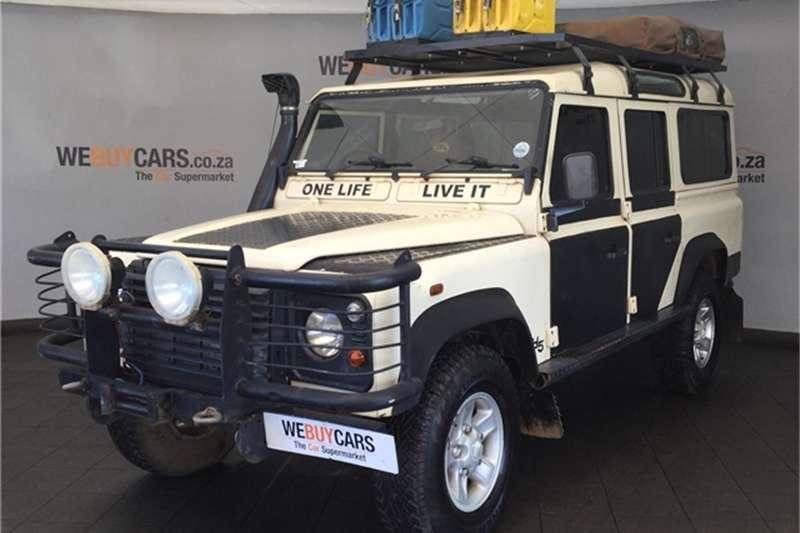 Land Rover Defender 110 2.5 Td5 County 2002