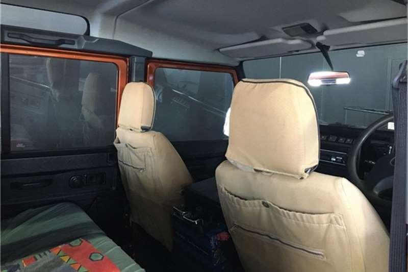 Land Rover Defender 110 2.5 Td5 County 2006