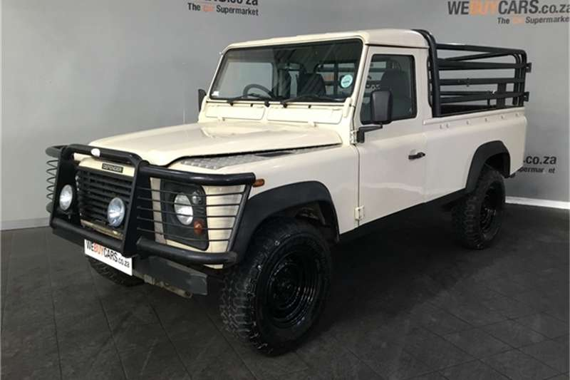 Land Rover Defender 110 2.5 Td5 pick up 2003