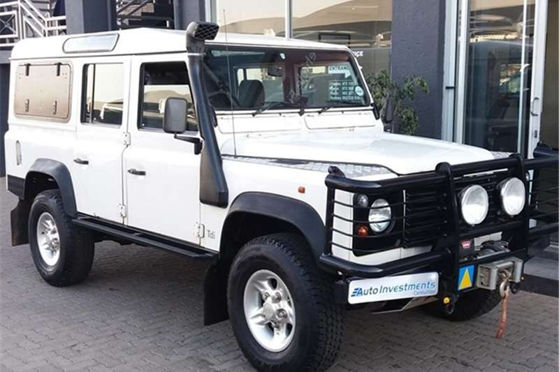 Land Rover Defender 110 2.5 Tdi CSW 1998