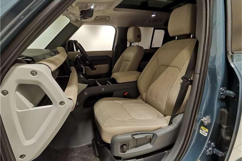 2020 Land Rover Defender 110 DEFENDER 110 D240 S (177KW)