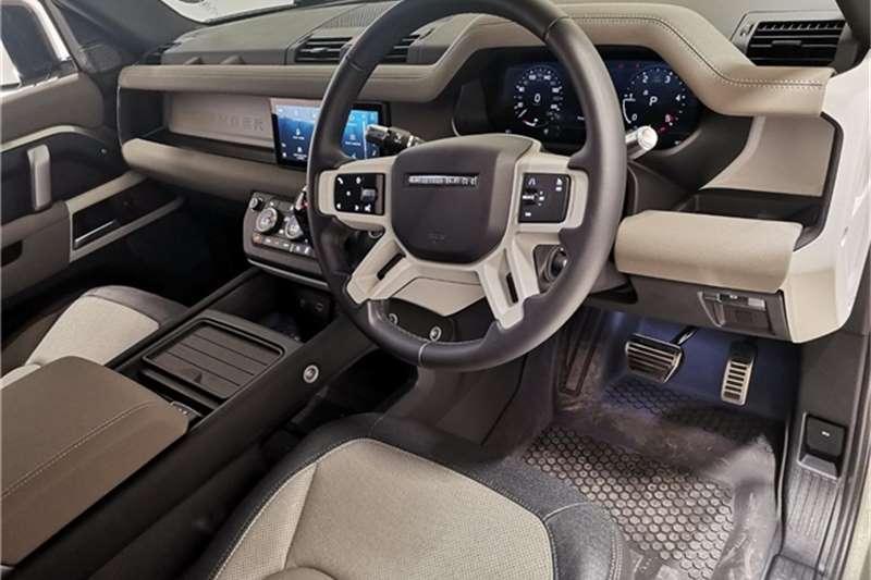 Used 2021 Land Rover Defender 110 DEFENDER 110 D240 SE X DYNAMIC (177KW)
