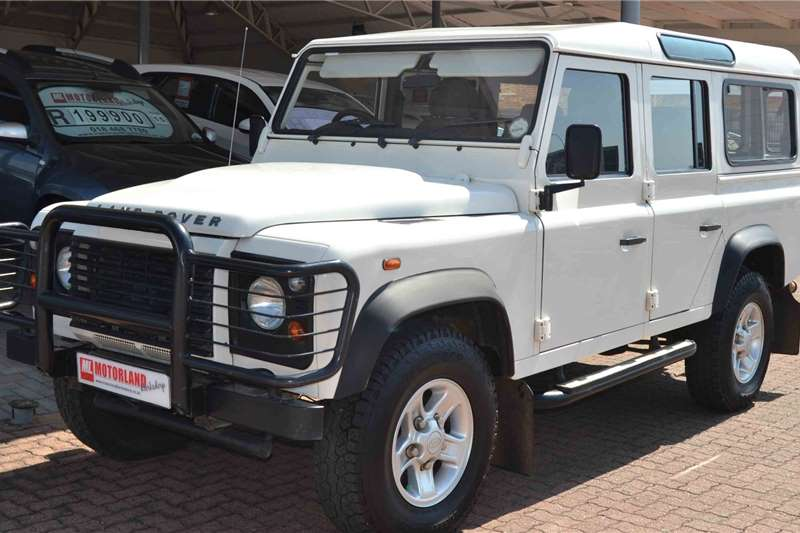 Land Rover Defender 110 Puma 2.5 Station wagon 2010