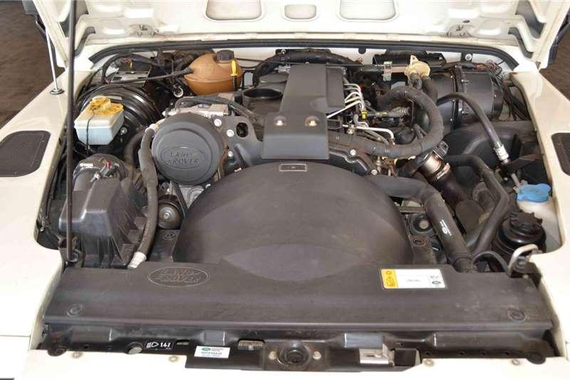 Land Rover Defender 110 Puma 2.5 Station wagon 2010