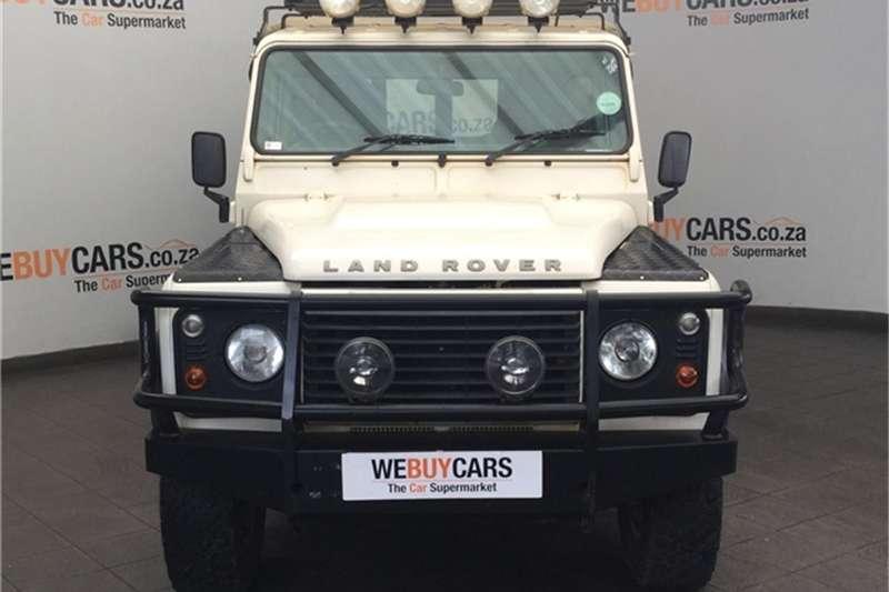 Land Rover Defender 110 TD high-capacity pick-up 2010