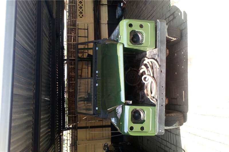 Land Rover Defender 110 TD high capacity pick up E 1970