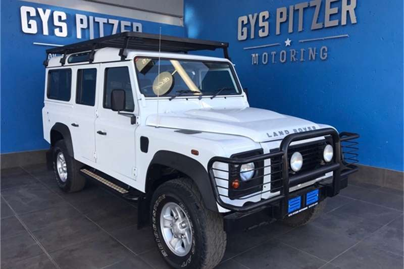 Land Rover Defender 110 TD multi purpose S 2011