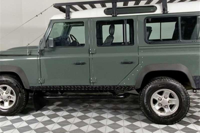 2011 Land Rover Defender Defender 110 TD multi-purpose S