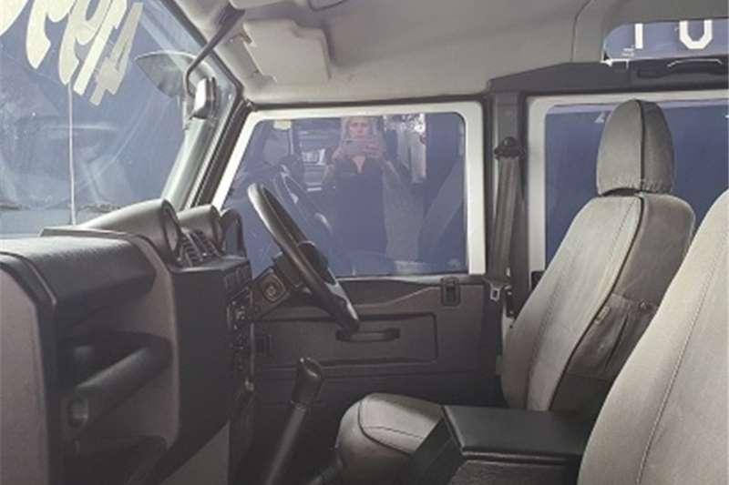 Land Rover Defender 110 TD multi purpose S 2012