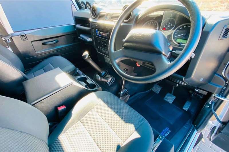 Used 2013 Land Rover Defender 110 TD multi purpose S
