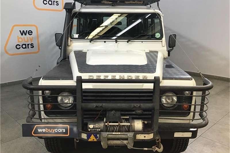 Land Rover Defender 110 TD multi-purpose S 2015