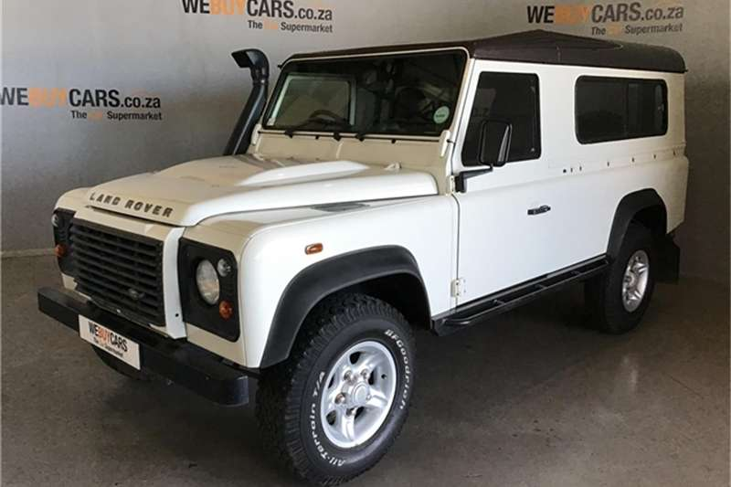 Land Rover Defender 110 TD pick up 2009