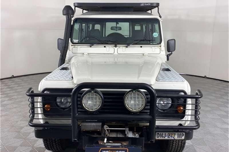 2007 Land Rover Defender Defender 110 TD station wagon