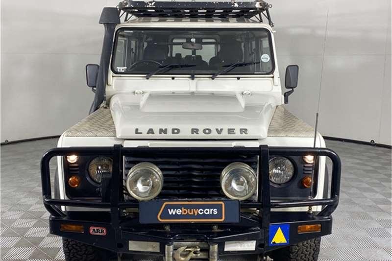 2008 Land Rover Defender Defender 110 TD station wagon