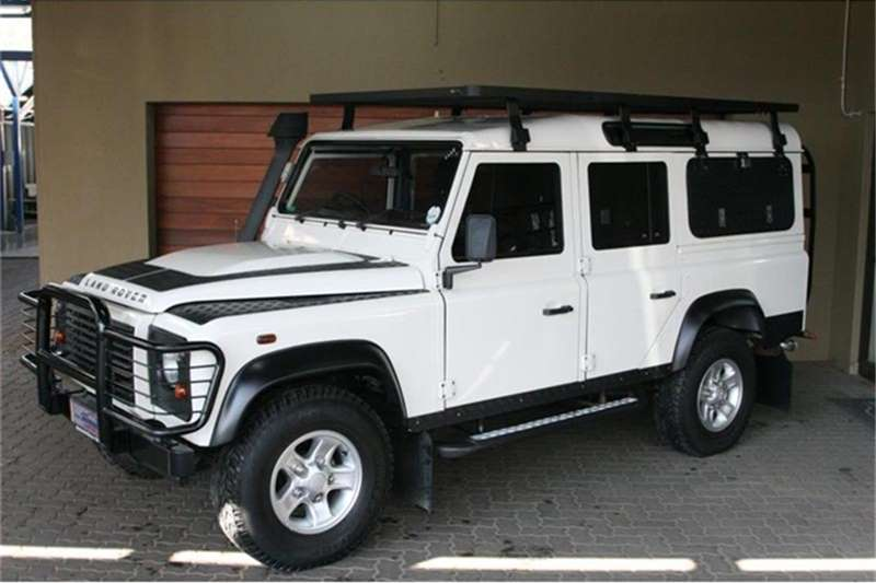 Land Rover Defender 110 TD station wagon 2010