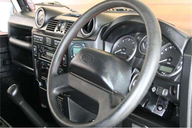 Land Rover Defender 110 TD station wagon 2010