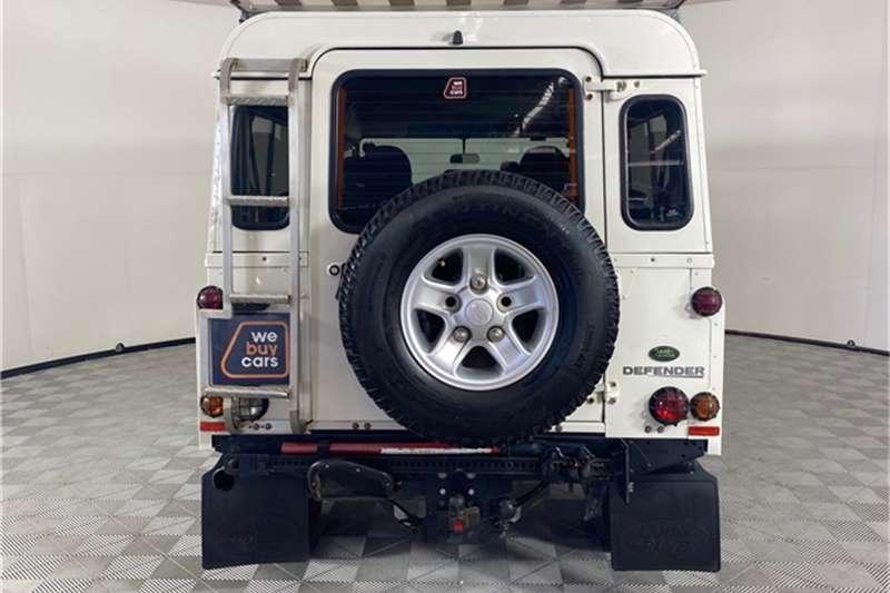 2010 Land Rover Defender Defender 110 TD station wagon