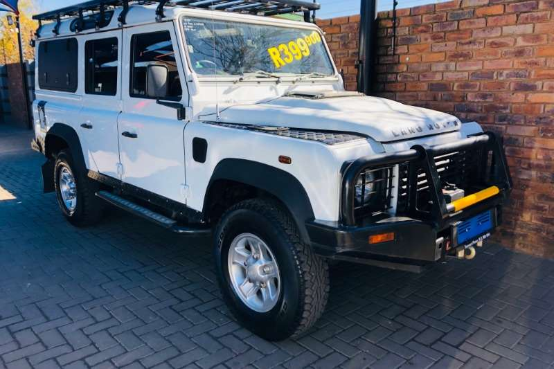 Land Rover Defender 110 TD station wagon 2011