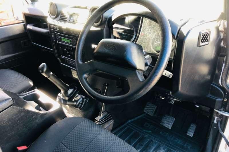 Land Rover Defender 110 TD station wagon 2011