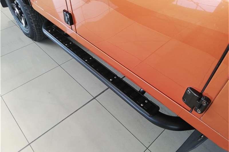 Land Rover Defender 110 TD station wagon SVX 60 2009