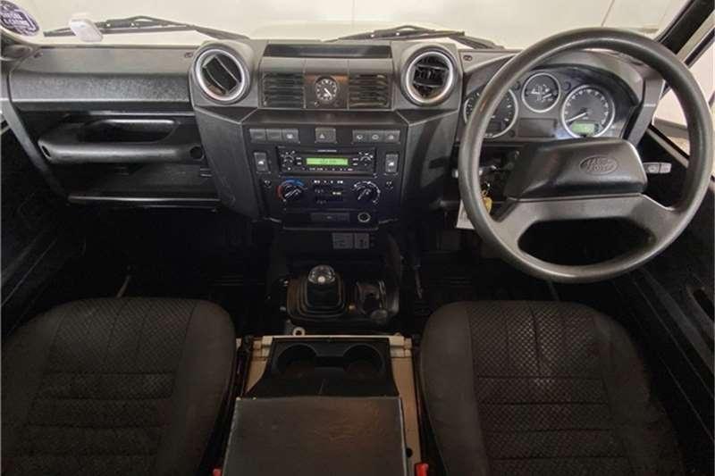 Used 2009 Land Rover Defender 110 TD station wagon SVX 60