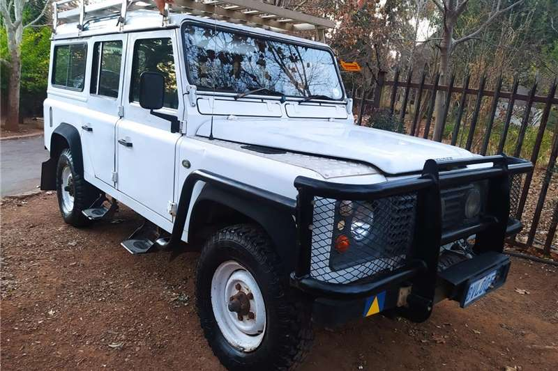 Used 1990 Land Rover Defender 90