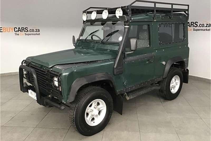 Land Rover Defender 90 1997