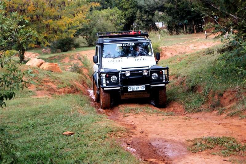 Land Rover Defender 90 1999