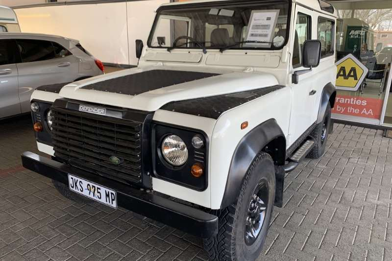 Land Rover Defender 90 2.5 TD5 CSW 1999