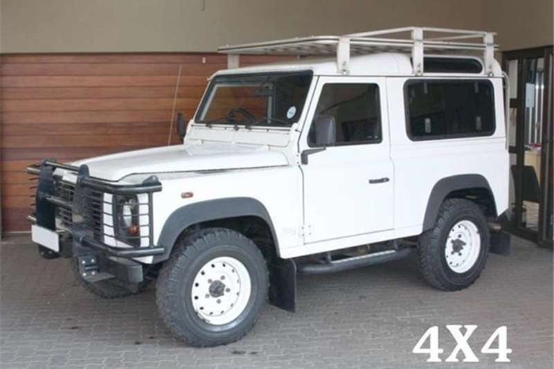 Land Rover Defender 90 2.5TDi 2000