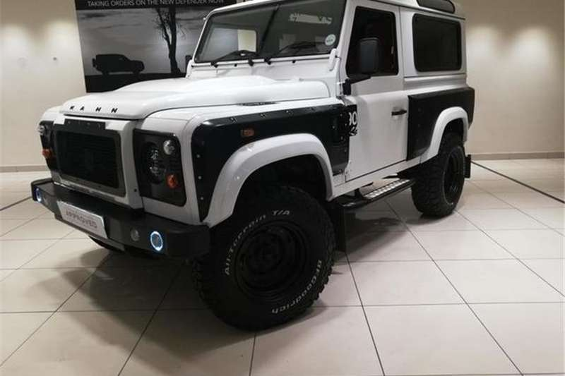 Land Rover Defender 90 TD multi purpose S 2013