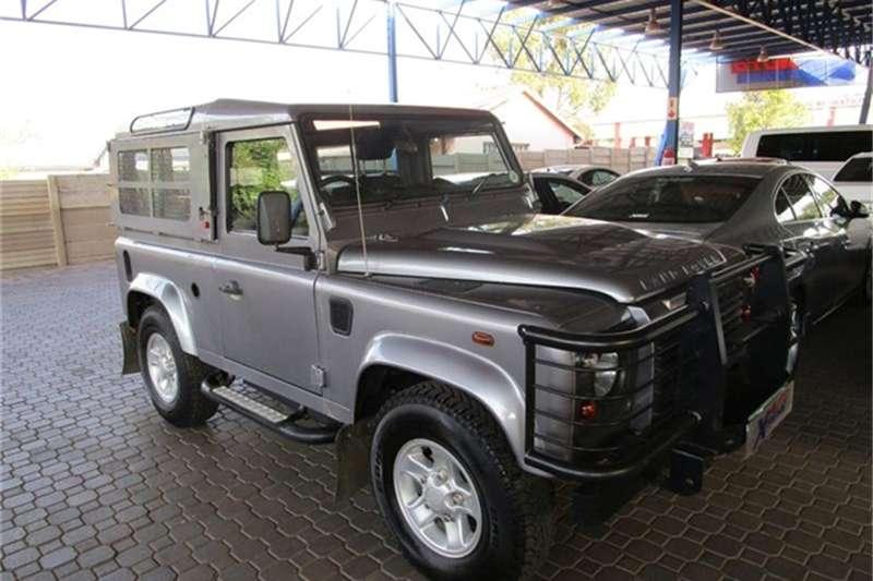 Land Rover Defender 90 TD multi purpose S 2013