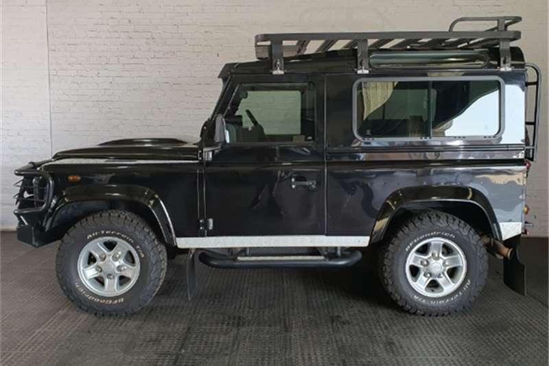 Used 2013 Land Rover Defender 90 TD multi purpose S