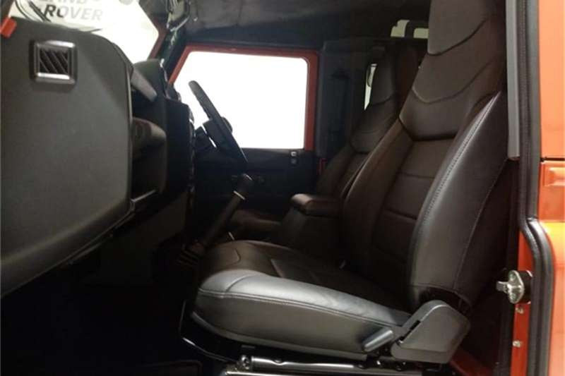Used 2015 Land Rover Defender 90 TD multi purpose S