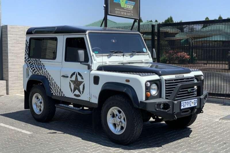 Land Rover Defender 90 TD5 2.5 2001