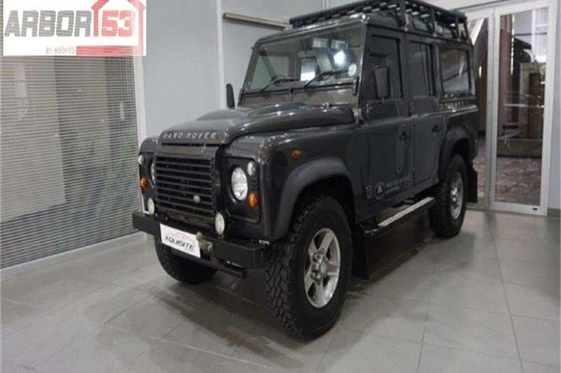 Land Rover Defender in South Africa   Junk Mail