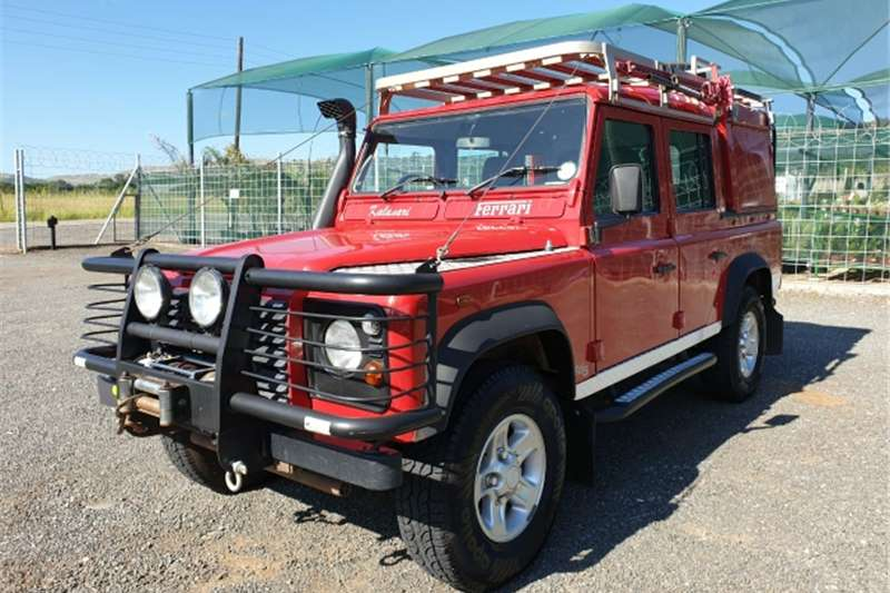 2004 Land Rover Defender 110 2.5 Td5 County