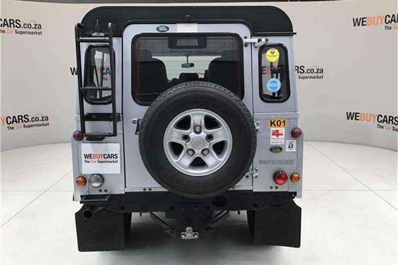 2008 Land Rover Defender 110 TD station wagon
