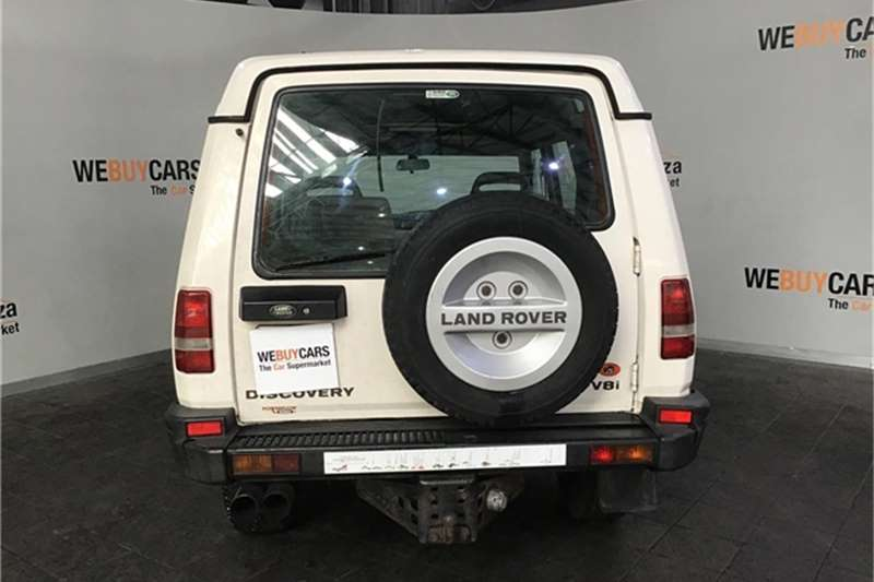 Land Rover Discovery 1995