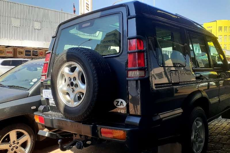 Used 2000 Land Rover Discovery DISCOVERY 2.0 HSE