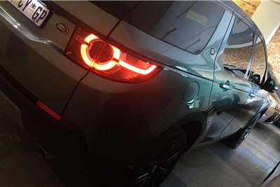 Land Rover Discovery 2.0 HSE 2015