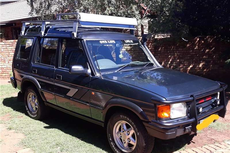 Land Rover Discovery 2.0 S 1995