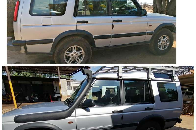 Land Rover Discovery 2.0 S 2003