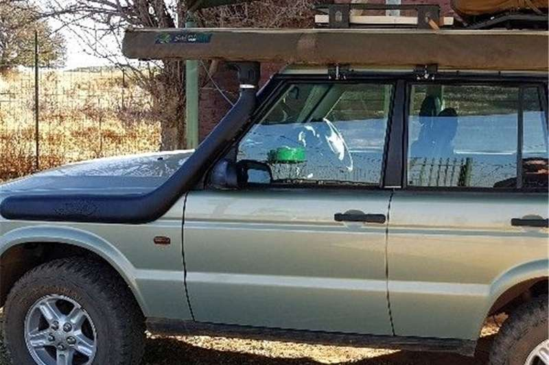 Land Rover Discovery 2.0 SE 2002